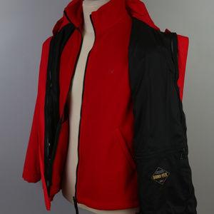VTG EUC Bailo Men's insulated jacket 2in1 M ITA